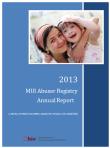MUI Annual Report