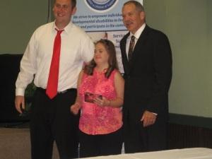 Employment First, Brooke's Award