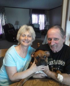 Tamara, recovering from a near-fatal accident at home with her husband, and the family dog, is one of the many success stories among the thousands of people who have been helped by the Ohio HOME Choice program.  More success stories in the HOME Choice online newsletter.