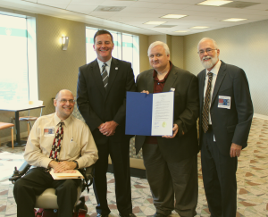 ADA 25 Anniversery Proclamation